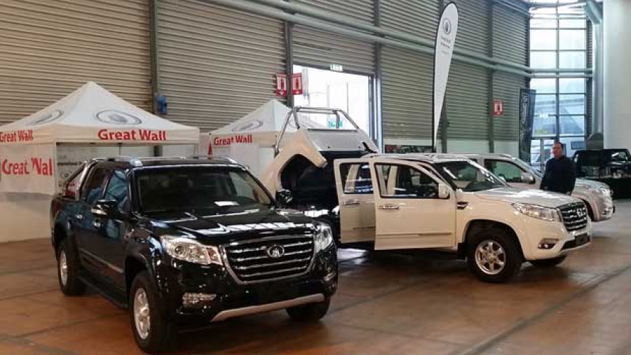 Great Wall Steed al 4x4Fest di Carrara