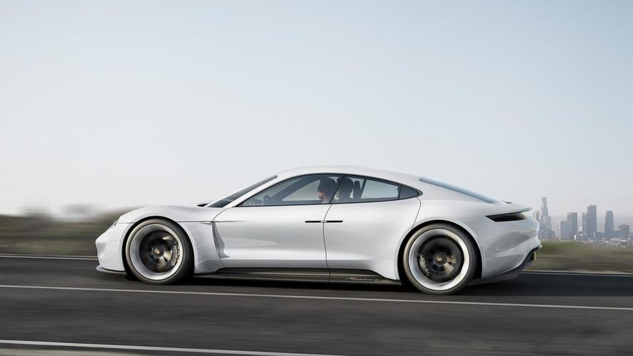 Porsche veut vendre 20'000 Mission E par an