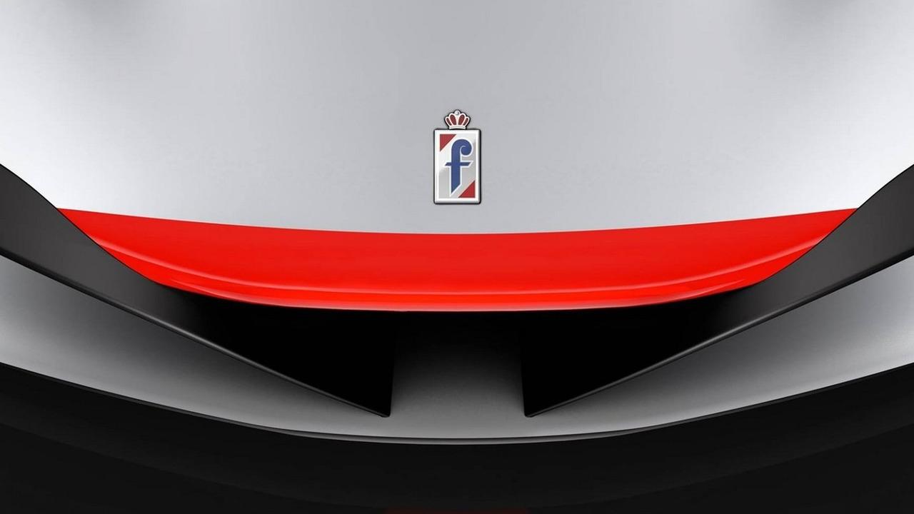 2016 Pininfarina concept teaser