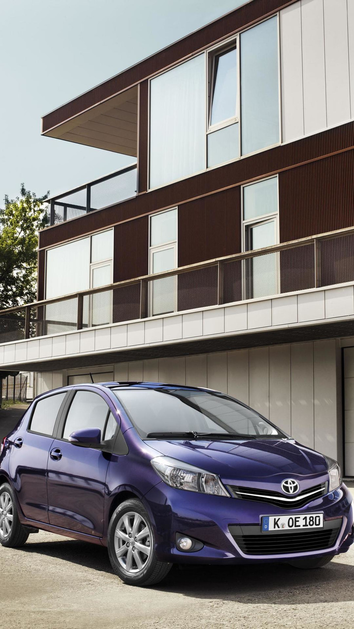 2012 Toyota Yaris performance specifications released