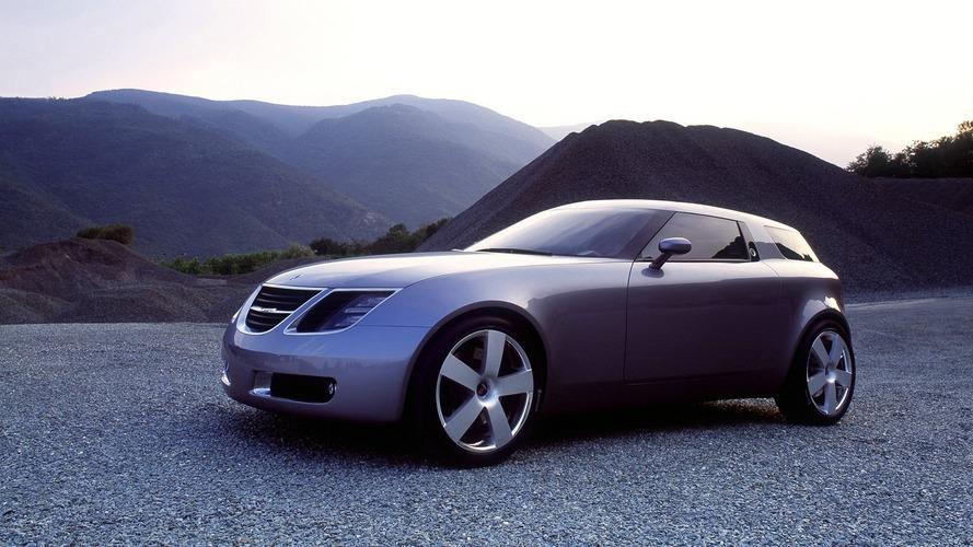 2001 Saab 9X: забытые концепт-кары