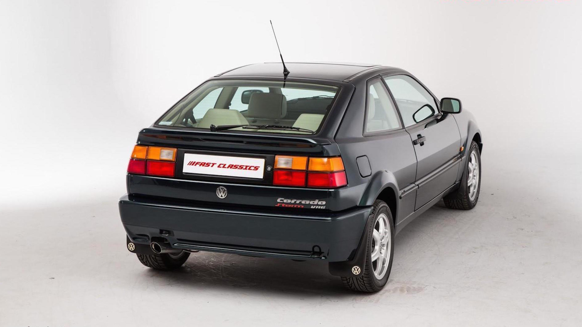 Own This Concours Winning Vw Corrado Vr6 Storm