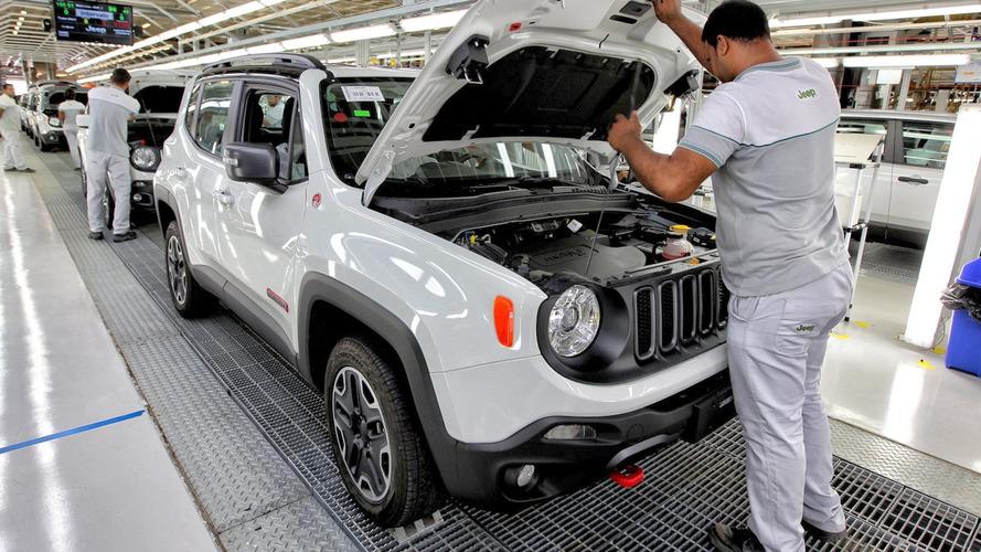 Após três anos de queda, Anfavea prevê crescimento de 4% do mercado em 2017