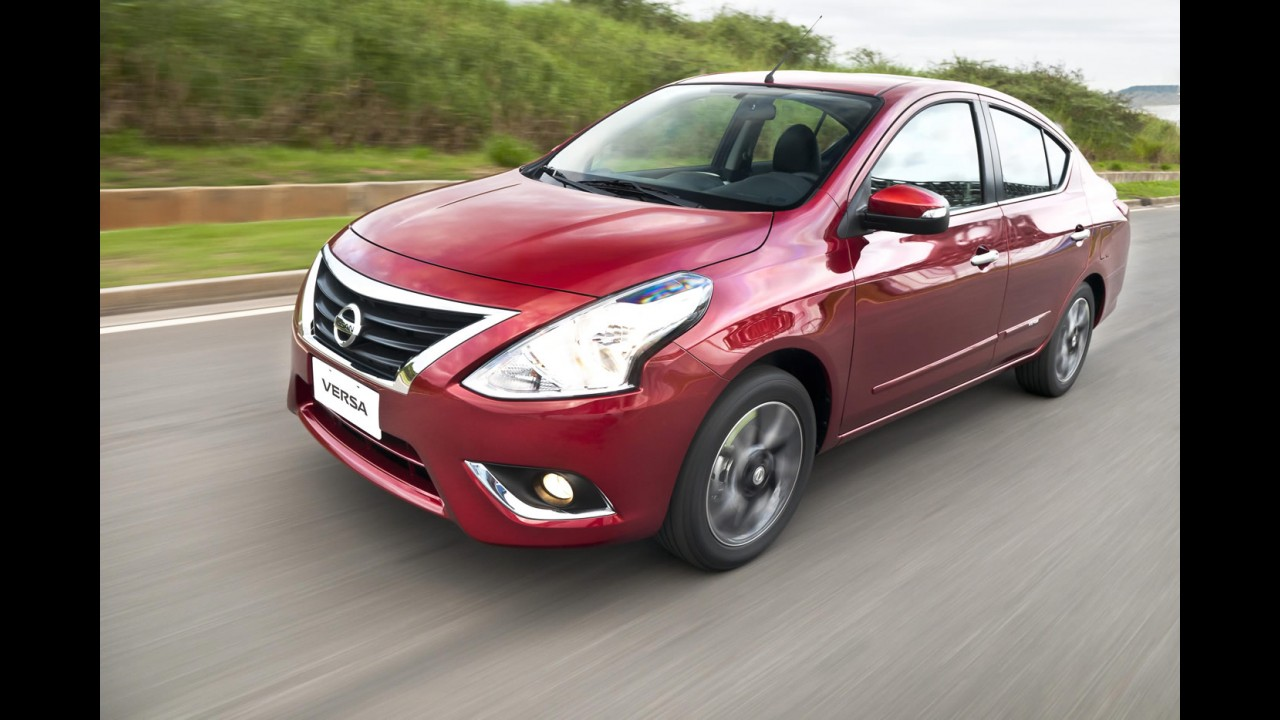 México: Nissan Versa é campeão de vendas pelo 5º mês seguido