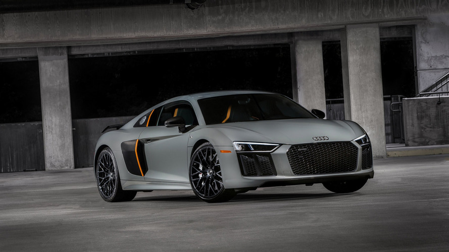 2017 Audi R8 V10 Plus Exclusive Edition