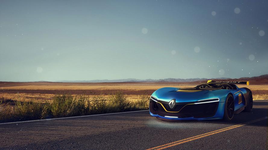 Design - Renault Spider Concept
