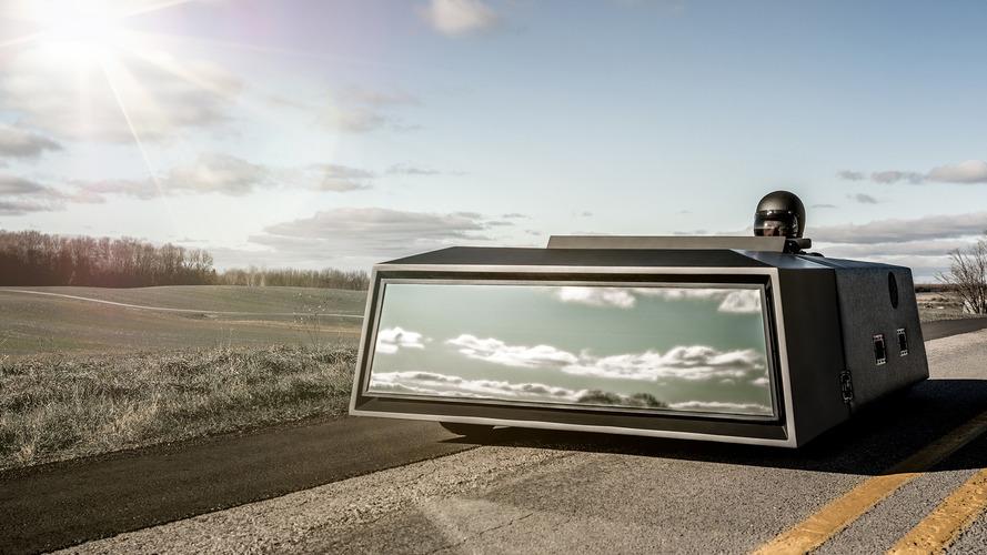 L'auto più strana del mondo all'asta negli Stati Uniti