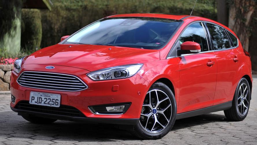 Ford Focus fica mais caro e parte de R$ 77 mil