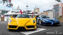 KVC - 2 Ferrari Enzo à Monaco