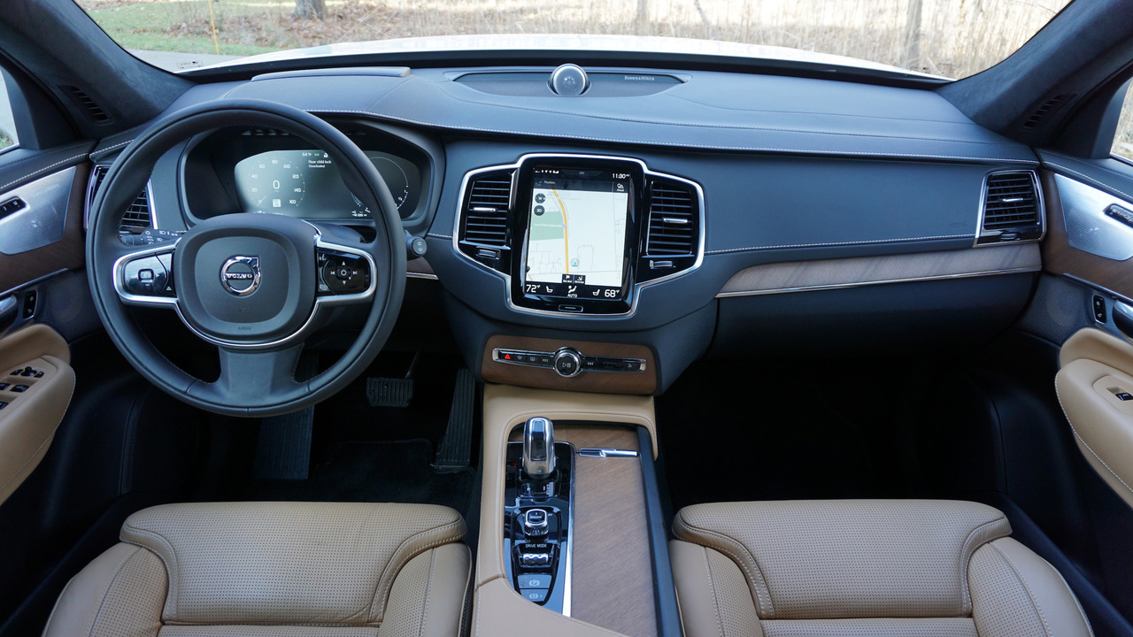 2017 Volvo Xc90 Review Just Don T Pick