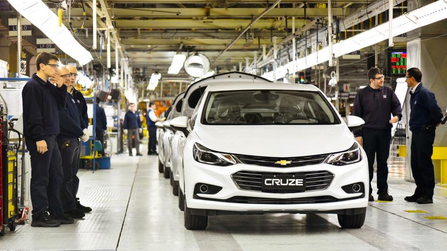 Argentina terá investimento de US$ 5 bi para produzir 1 milhão de veículos por ano
