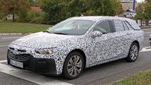 2017 Opel Insignia wagon casus fotoğrafları