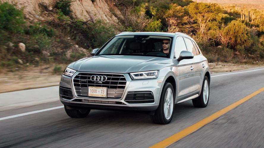 Audi Q5 ve Q7 ABD'nin en iyi SUV'leri seçildi