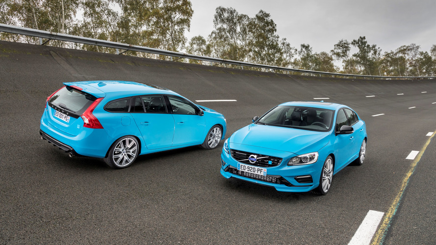Volvo S60 & V60 Polestar - Maintenant disponibles en France