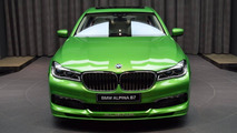 Alpina B7 - Java Green