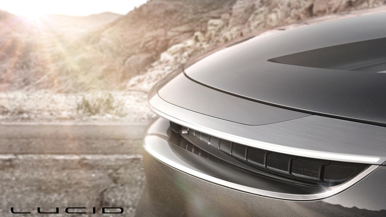 Lucid Motors Teaser