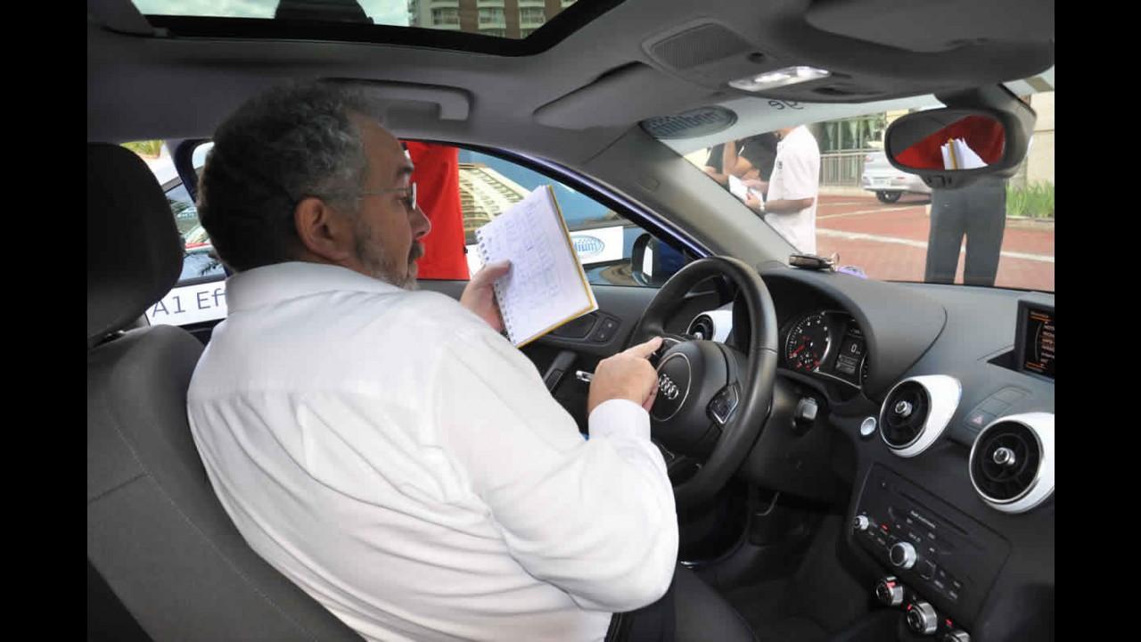 Desafio à 20 km/l: Confira em detalhes como foi o Audi A1 Efficiency Challenge
