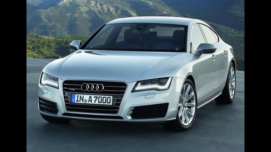 VÍDEOS mostram o Novo Audi A7 Sportback em detalhes