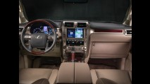Lexus mostra GX 2014 com novo visual e preço reduzido nos EUA