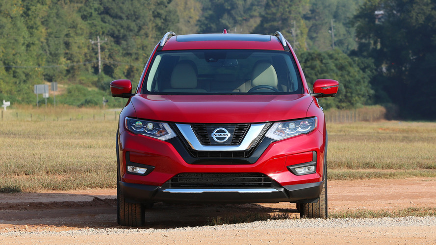 2017 Nissan Rogue Hybrid: First Drive ...