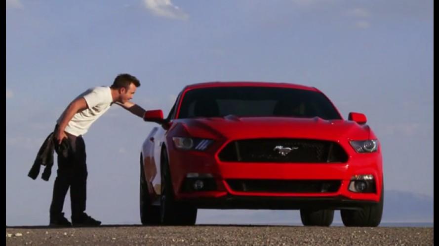 Vídeo: novo Mustang estreia no filme Need for Speed antes de chegar às lojas