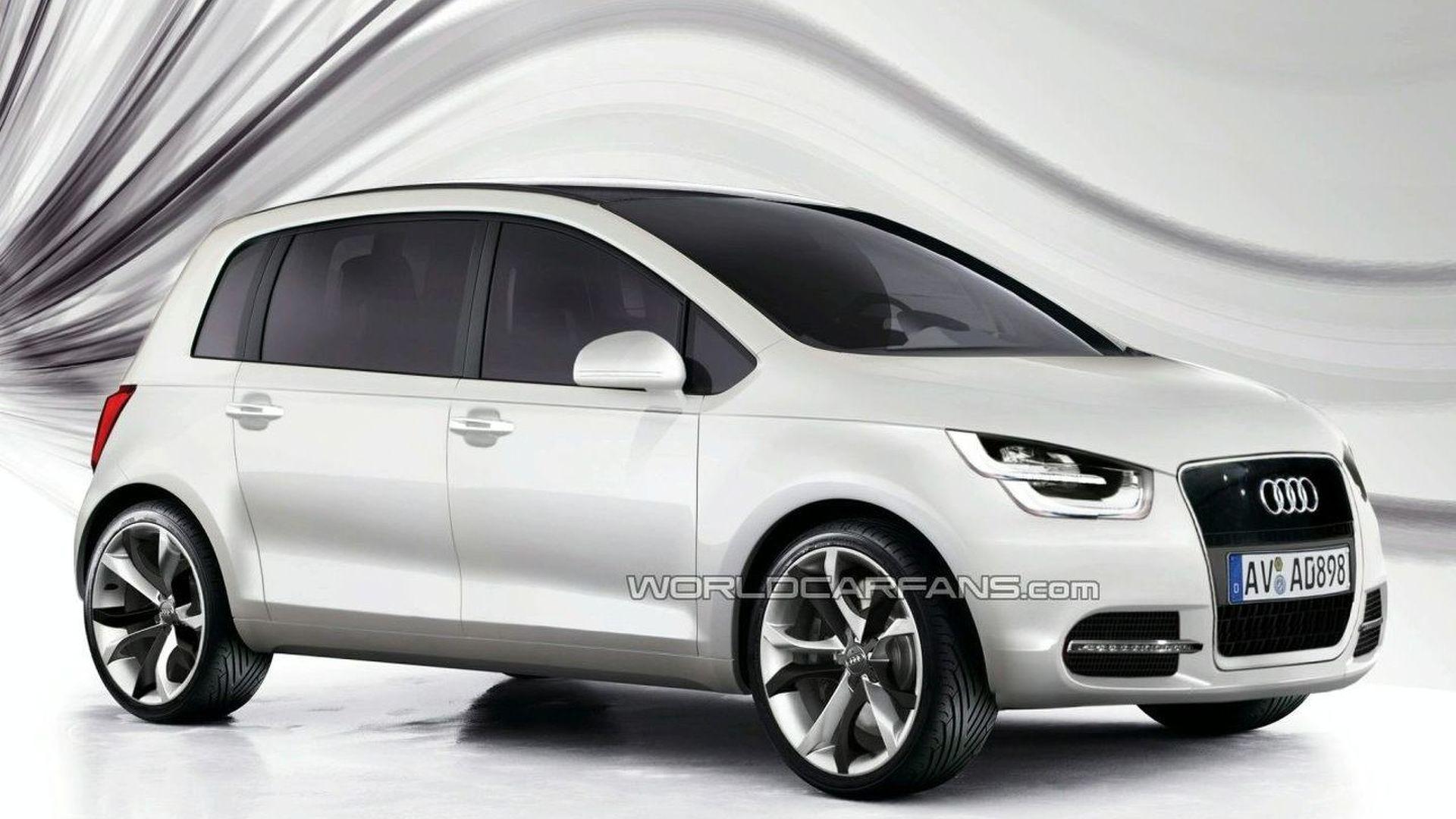 New Audi A Development Reaches Concept Car Stage - Audi a2