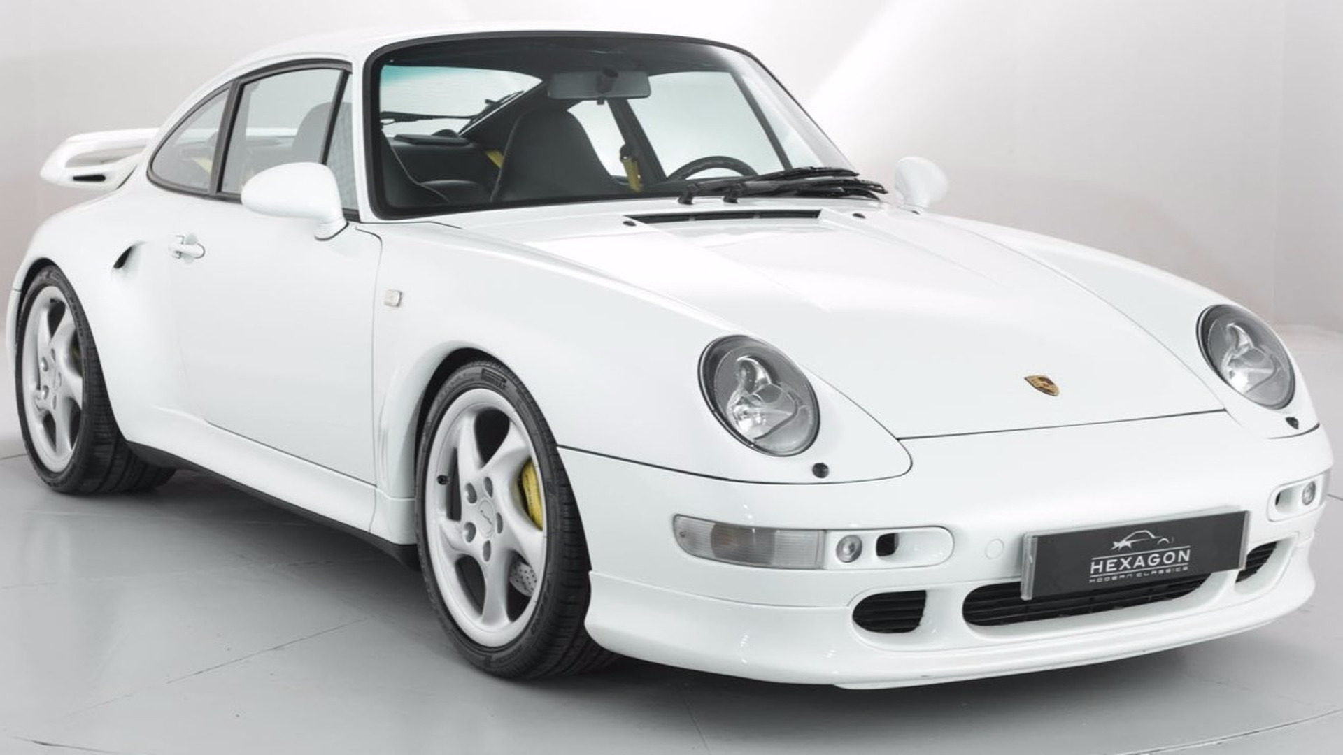 Add A Rare Porsche 993 Turbo X50 To Your Collection For 200k
