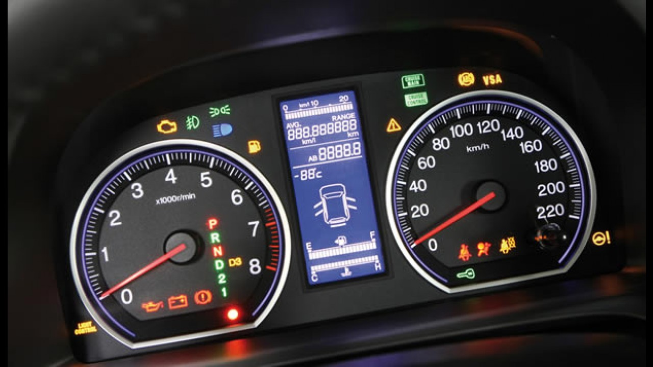 Honda CR-V 2010 - Utilitário reestilizado chega ao Brasil por R$ 88.410