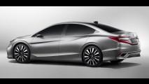 Honda revela o Concept C no Salão de Pequim - Será a nova geração do Civic?