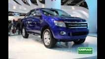 Nova Ford Ranger XLT Cabine Dupla 3.2 Diesel 2013 tem preço divulgado de R$ 132.087