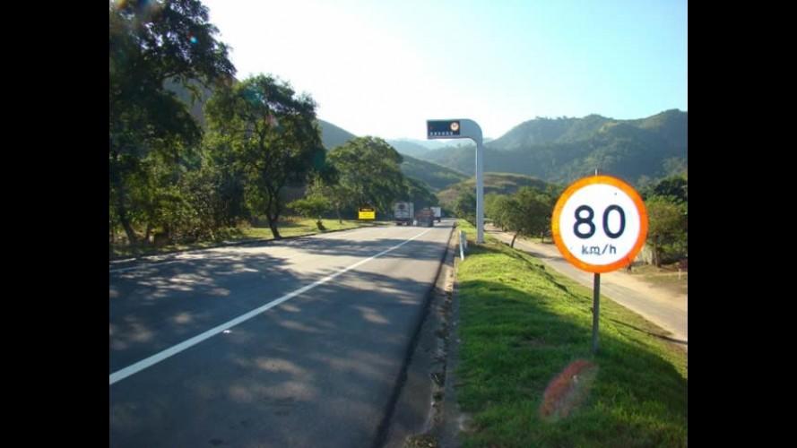 Via Dutra ganhará mais 30 radares fixos até o fim do ano - Confira os locais de instalação