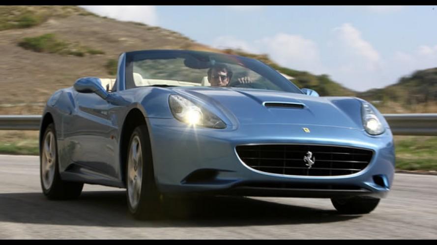 Ferrari lidera redução de emissões entre superesportivos