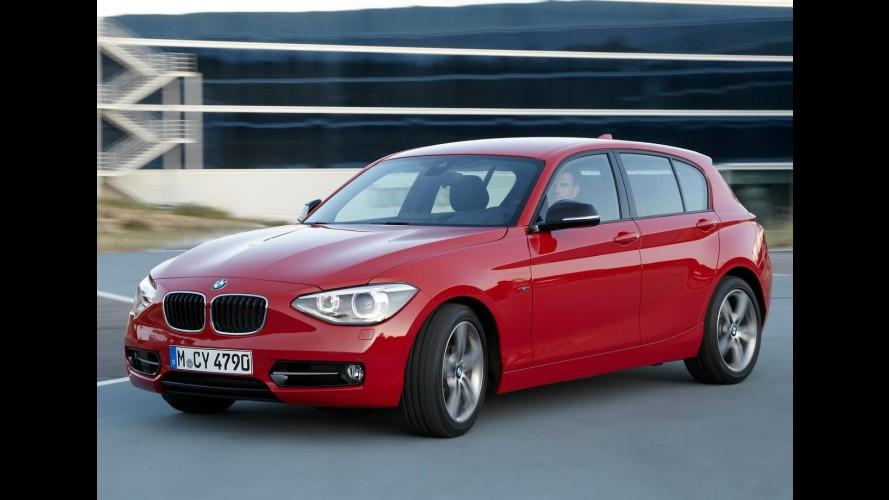 BMW deve produzir nova geração do hatchback Série 1 em fábrica catarinense
