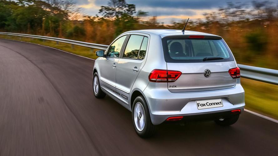 Volkswagen retomará produção do Fox em maio com mudanças