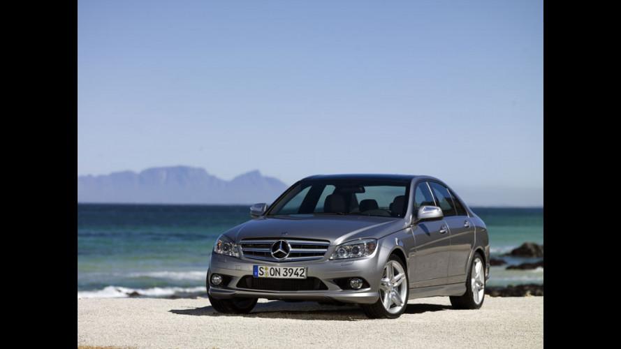I prezzi della Mercedes Classe C