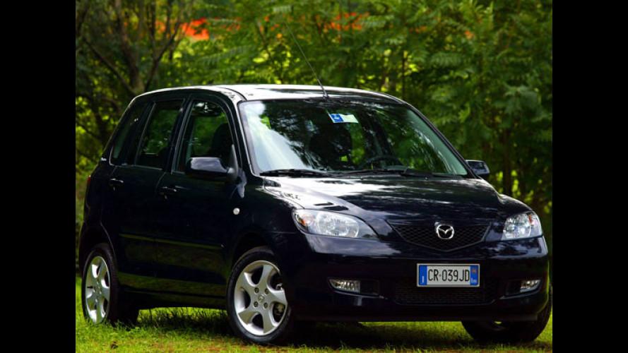 Mazda2 Sony Ericsson
