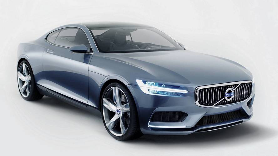 Volvo Concept Coupé (2013)