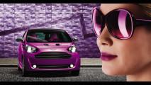 Le personalizzazioni della Aston Martin Cygnet
