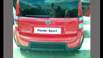 Fiat Panda Sporting (prime immagini)