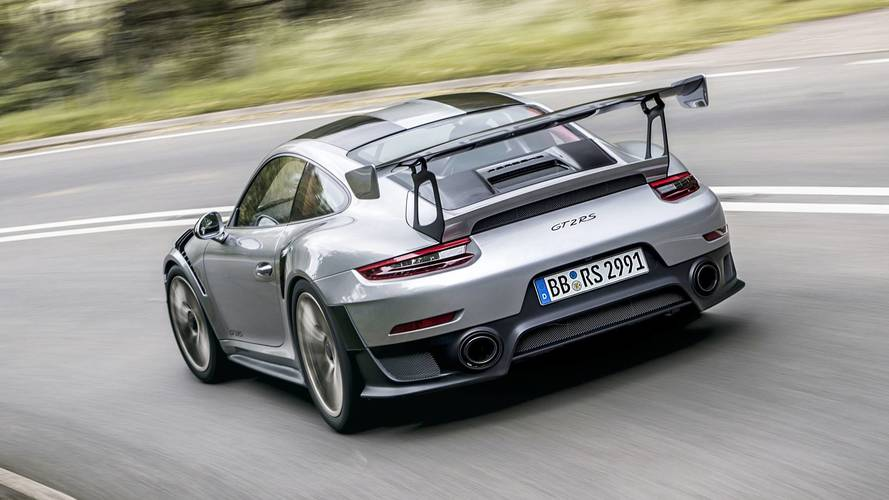 Essai Porsche 911 GT2 RS (2017)