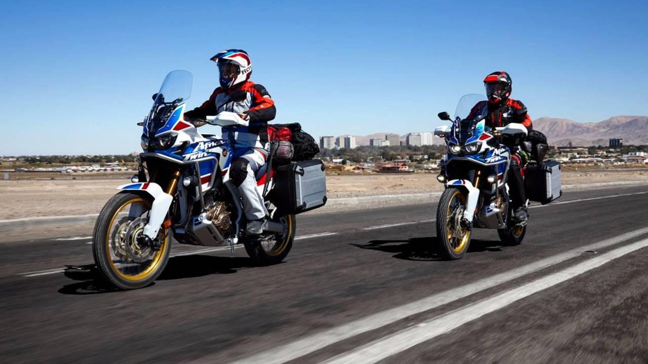 Honda Africa Twin Sports Adventure