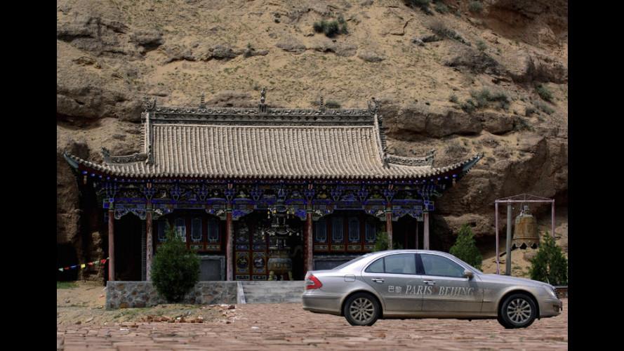 Mercedes produrrà la Classe E in Cina