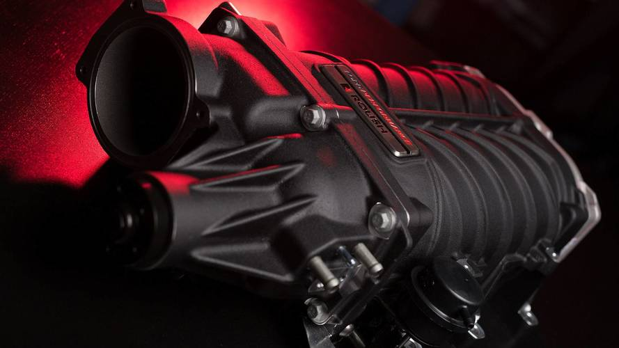 2018 Ford Performance Supercharger