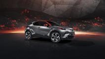 Toyota C-HR Hy-Power concept