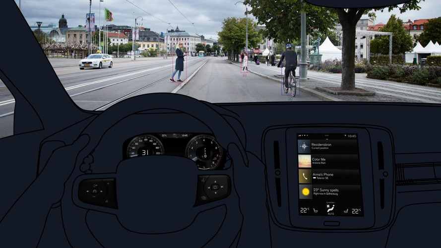 2018 Volvo XC40 Safety and User Experience
