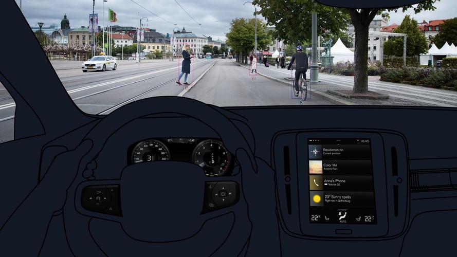 43%-kal csökkent a koccanásos balesetek száma az automata vészfékkel szerelt autóknál