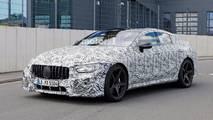 Mercedes-AMG GT Sedan foto espía