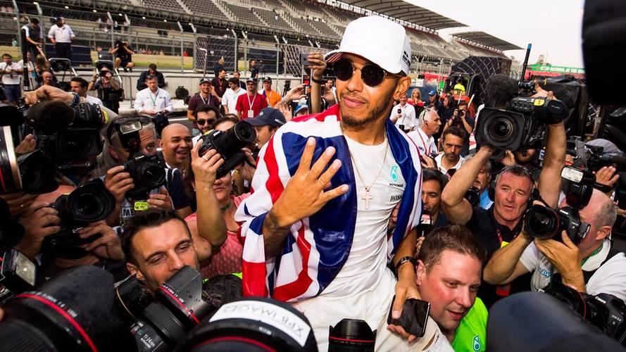 """Hamilton: """"Pas impossible"""" d'atteindre les 91 victoires de Schumacher"""