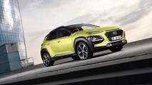 Hyundai Kona Acid Yellow