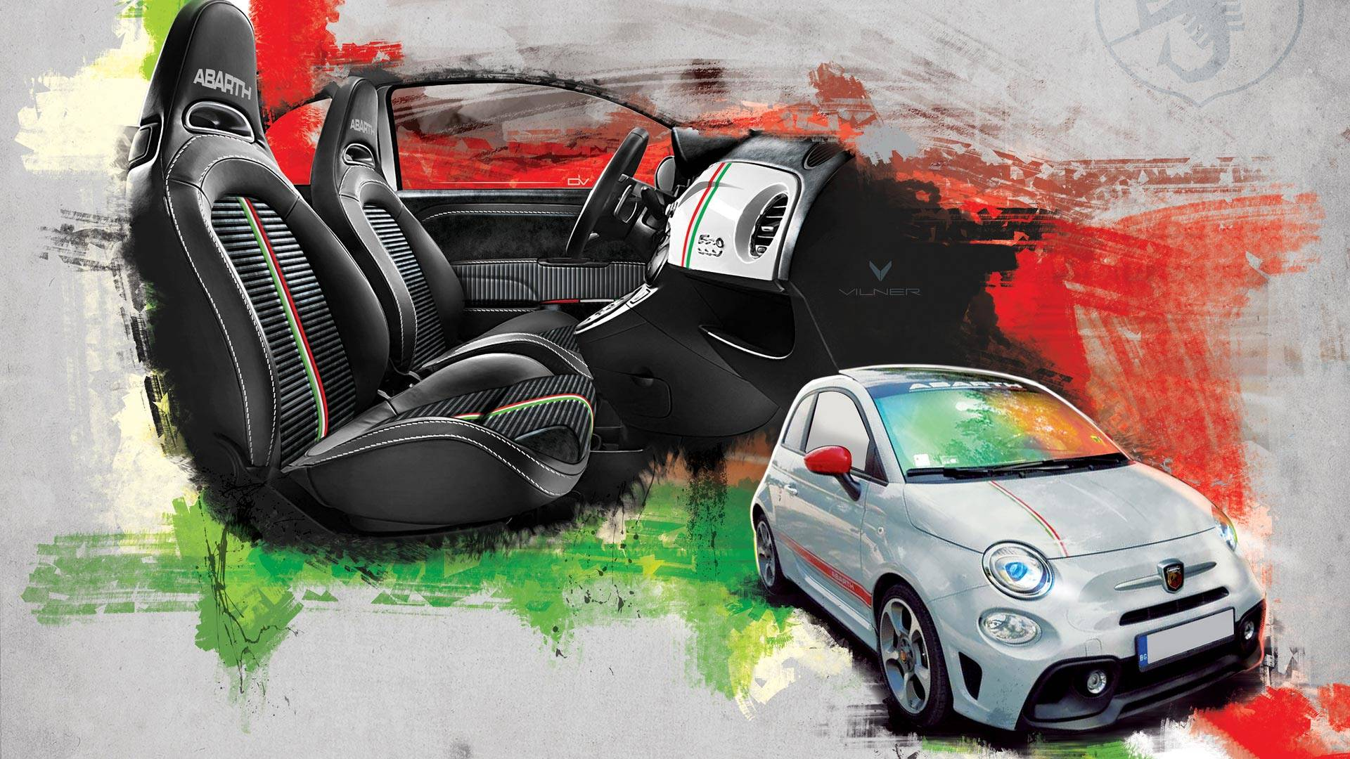 Photos Vilner Ameliore La Tres Charmante Abarth 595
